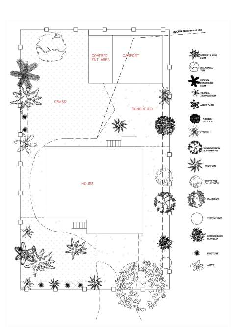 26 Bowden st_landscape design_01 PLAN_EXISTING (1)